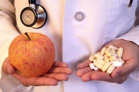 Which would you choose, an apple a day or a multivitamin?